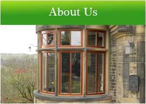 Bow Window by Abels Joinery Halifax and Huddersfield