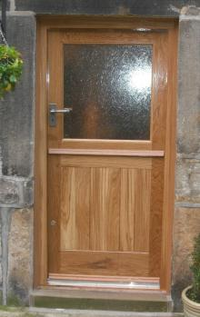 Stable Door by Abels Joinery Halifax and Huddersfield