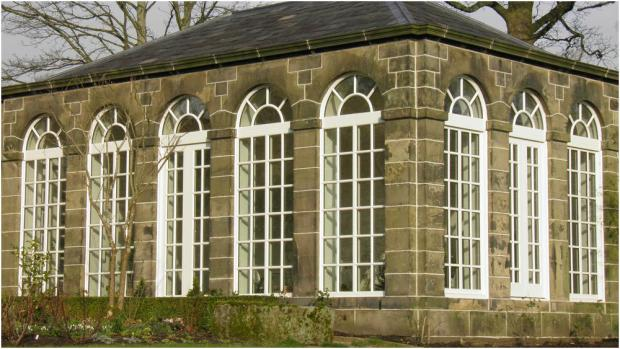 Orangery Windows by Abels Joinery Halifax and Huddersfield